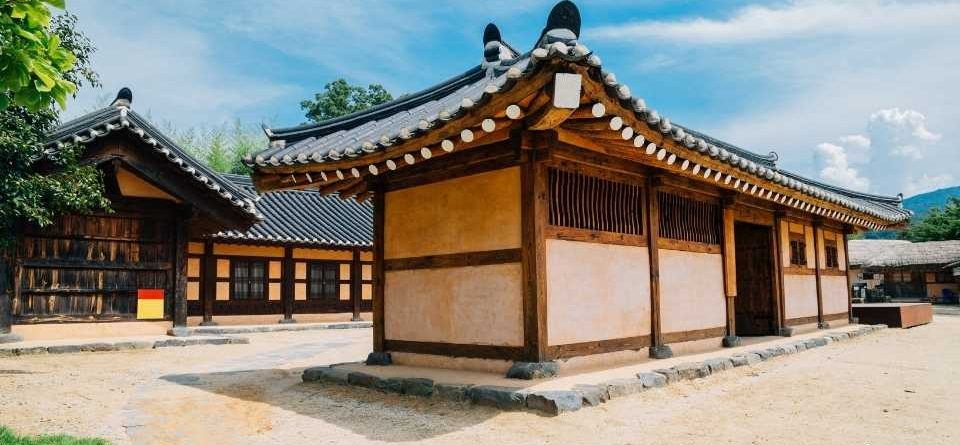 rumah korea modern