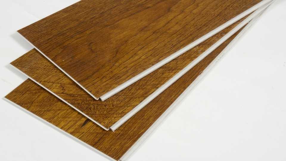 bahan lantai vinyl