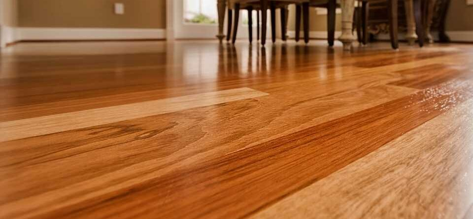 lantai hardwood